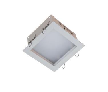 Faretto da incasso LED riquadro