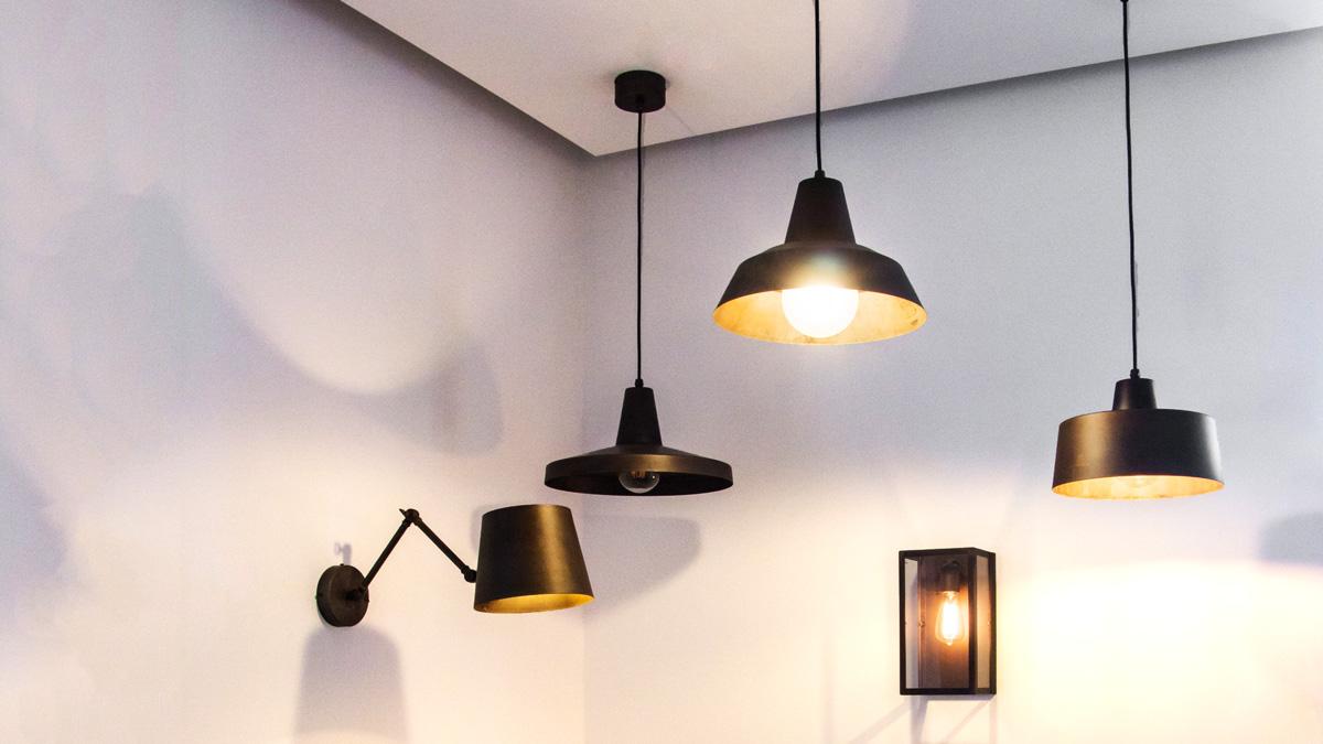 Marche lampadari design progetto luce
