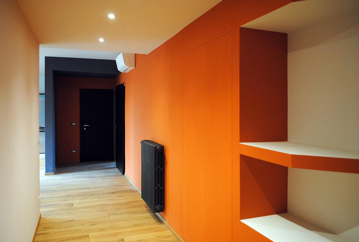 progetto lighting design abitazione imola, negozio illuminazione Progetto Luce