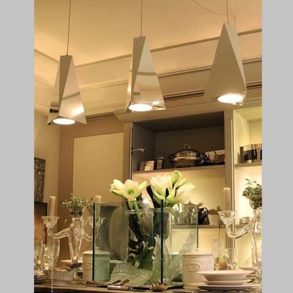 suspension lamp FontanaArte, lamps shop Progetto Luce