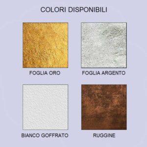 colori tinte lampada askew 864-865-866-870, negozio lampadari Progetto Luce