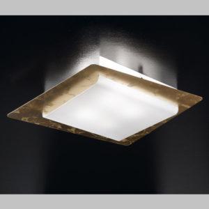 lampada da parete e soffitto askew, negozio lampadari Progetto Luce