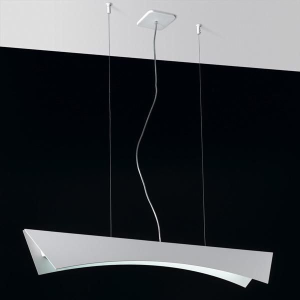 lampada leaf a sospensione, negozio lampadari Progetto Luce