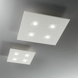 lampada square 1003-1044 bianca, negozio lampadari Progetto Luce
