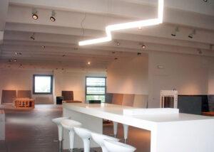 progettazione illuminotecnica per spazi industriali