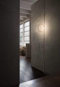 wirering lampada moderna